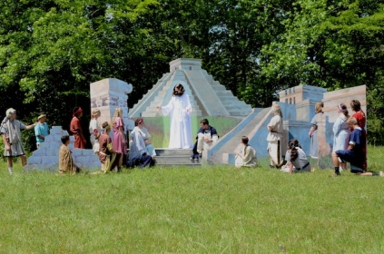 Christ Scene