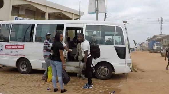 Public Bus Transport