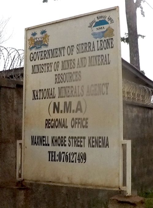 Ministry of Mines and Minerals Resources