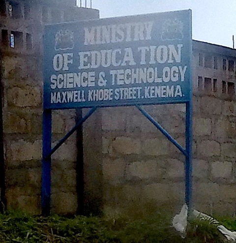 Ministry of Education Science & Technology