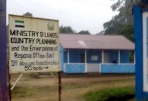 Ministry of Lands Country Planning