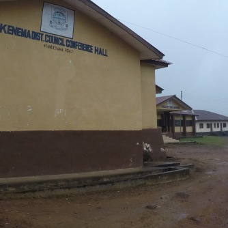 Kenema City Council Hall