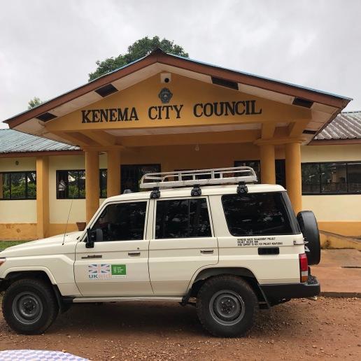 Kenema City Council