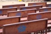 LDS Charity desks